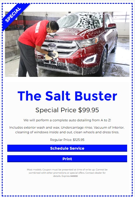 The Salt Buster