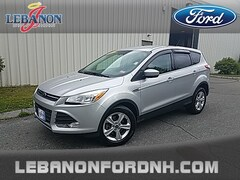 Used 2016 Ford Escape SE SUV for sale in Lebanon, NH
