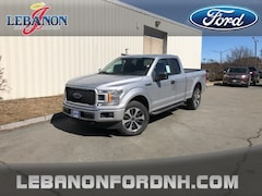 New 2019 Ford F-150 STX Truck 1FTEX1EP5KFB09745 for sale in Lebanon, NH