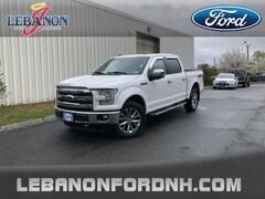 2015 Ford F-150 Lariat Truck