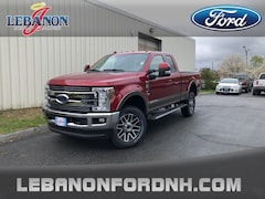 New 2019 Ford F-350SD Lariat Truck 1FT8X3BT4KEE62395 for sale in Lebanon, NH