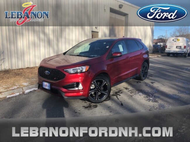 New 2019 Ford Edge ST SUV for sale/ lease in Lebanon, NH