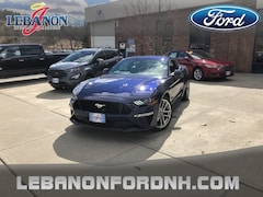 New 2019 Ford Mustang GT Premium Coupe 1FA6P8CF6K5156804 for sale in Lebanon, NH