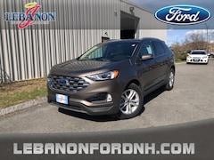 New 2019 Ford Edge SEL SUV 2FMPK4J92KBB72735 for sale in Lebanon, NH