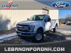 New 2019 Ford F-250SD XLT Truck 1FTBF2B67KED49375 for sale in Lebanon, NH