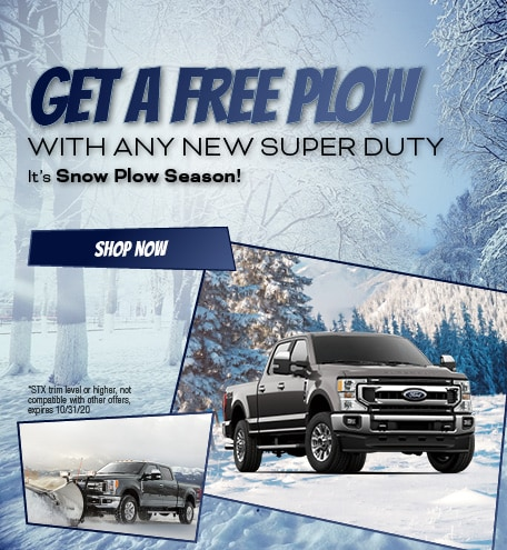 Get A Free Plow