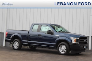2019 Ford F-150 XL XL 2WD SuperCab 6.5 Box