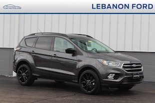 2018 Ford Escape SE SE FWD