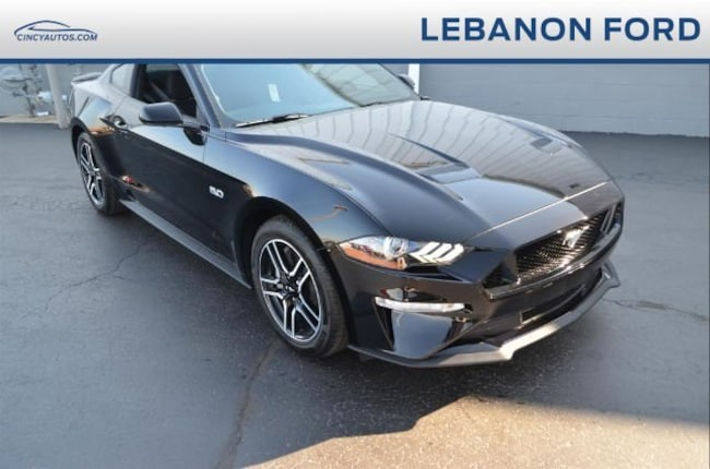 2018 Ford Mustang GT GT Fastback