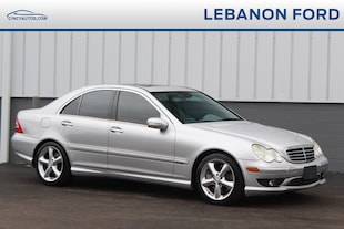 2005 Mercedes-Benz C-Class 1.8L Sedan
