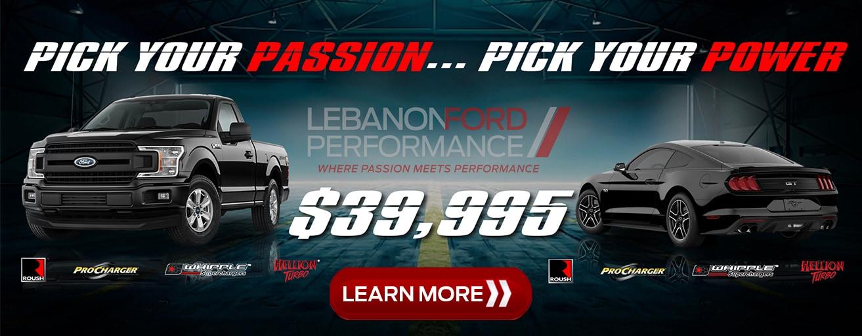 Lebanon Ford Inc  | Ford Dealership in Lebanon OH