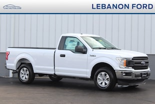 2019 Ford F-150 XL XL 2WD Reg Cab 8 Box