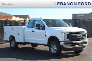 2019 Ford F-250 XL XL 4WD SuperCab 8 Box