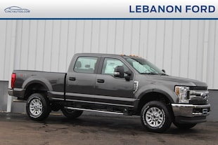 2019 Ford F-250 STX XL 4WD Crew Cab 8 Box