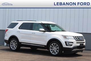 Used 2016 Ford Explorer Limited SUV GGC94639 in Cincinnati, OH