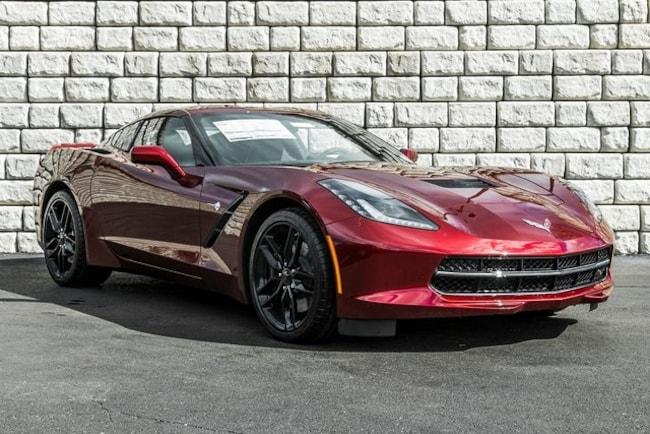 New 2019 Chevrolet Corvette Stingray Z51 Coupe for sale in Woodstock