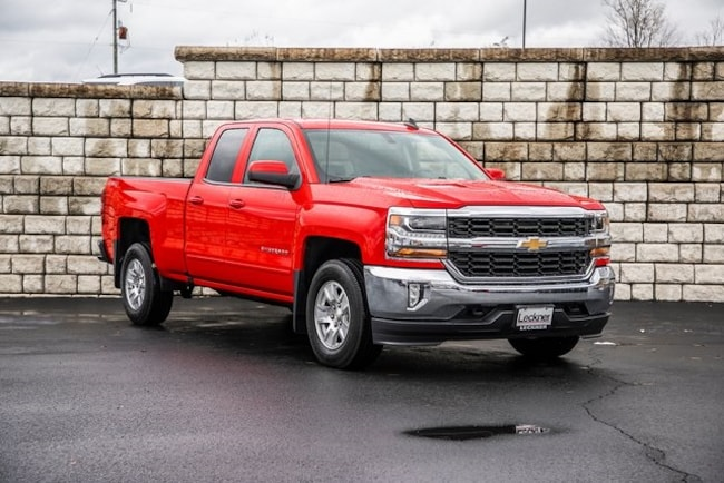 Used 2016 Chevrolet Silverado 1500 LT Truck for sale near Winchester
