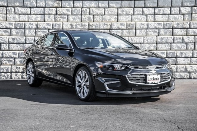 New 2018 Chevrolet Malibu Premier Sedan for sale in Woodstock
