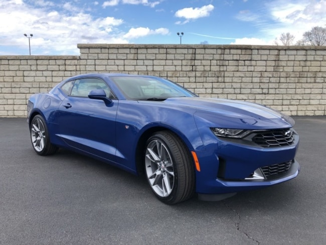 New 2019 Chevrolet Camaro 1LT Coupe for sale in Woodstock