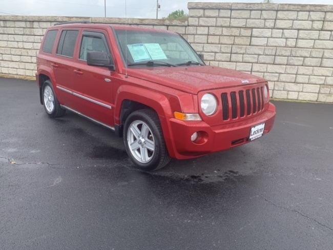 Used 2010 Jeep Patriot Sport SUV for sale near Winchester