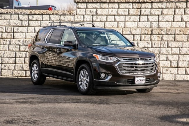 New 2019 Chevrolet Traverse LT Utility for sale in Woodstock