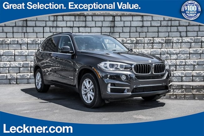 Used 2015 BMW X5 Xdrive35i SUV for sale near Winchester