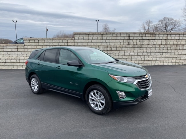New 2019 Chevrolet Equinox LS Utility for sale in Woodstock