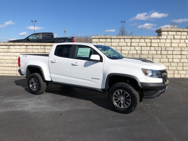 New 2019 Chevrolet Colorado ZR2 Truck for sale in Woodstock