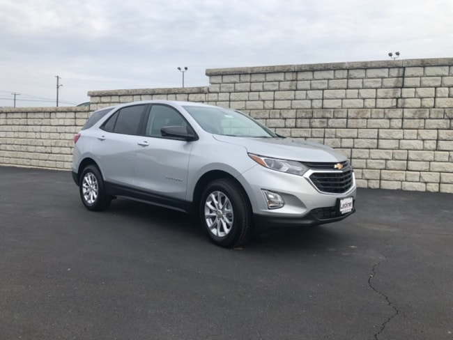 New 2019 Chevrolet Equinox LS Utility for sale in Woodstock