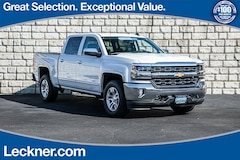 Certified 2017 Chevrolet Silverado 1500 LTZ Truck for sale near Winchester