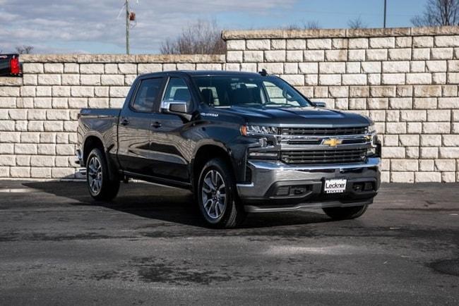 New 2019 Chevrolet Silverado 1500 LT Truck for sale in Woodstock