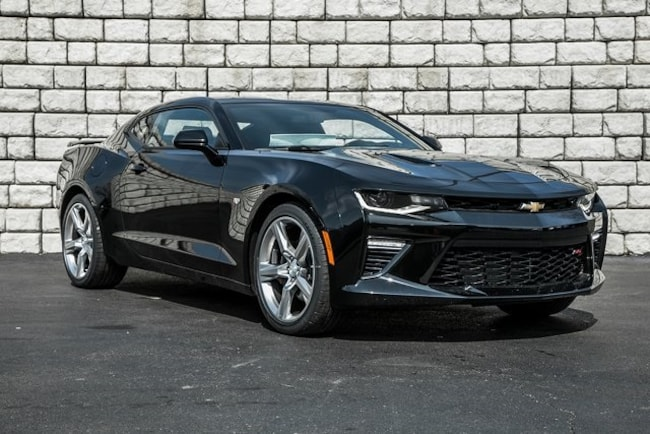 New 2018 Chevrolet Camaro SS Coupe for sale in Woodstock