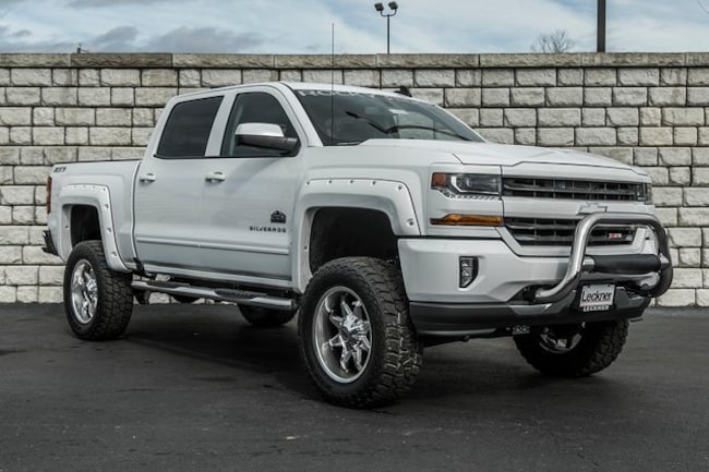 New 2018 Chevrolet Silverado 1500 LT Truck for sale in Woodstock