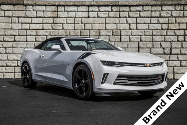 New 2017 Chevrolet Camaro 1LT Convertible for sale in Woodstock