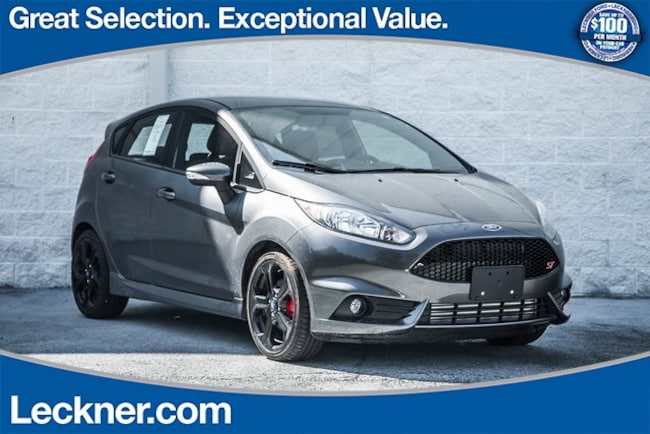 New 2018 Ford Fiesta ST Hatchback in King George, VA