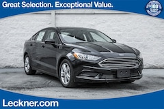 New 2018 Ford Fusion SE Sedan in King George, VA