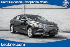 New 2018 Ford Fusion Hybrid SE Sedan in King George, VA