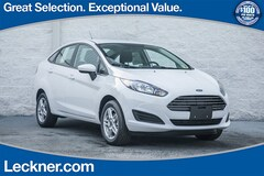 New 2018 Ford Fiesta SE Sedan in King George, VA