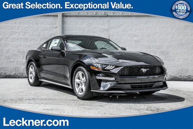 New 2018 Ford Mustang Ecoboost Coupe in King George, VA