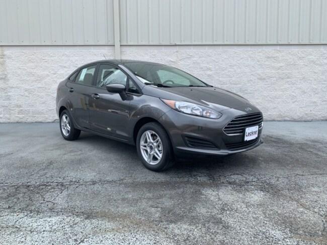 New 2019 Ford Fiesta SE Sedan in King George, VA