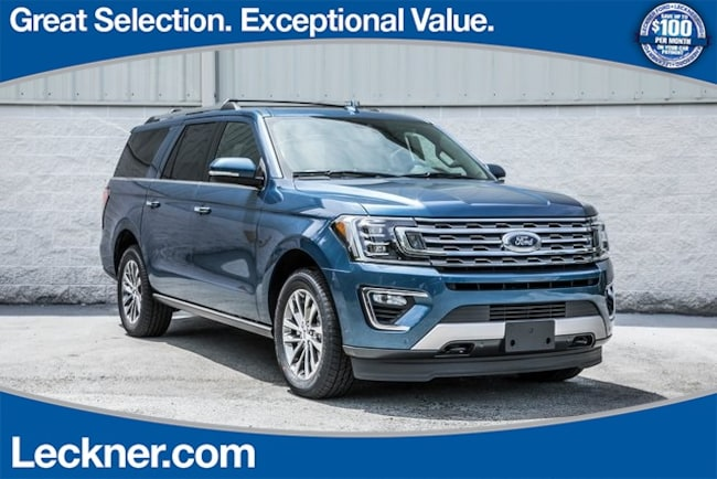 New 2018 Ford Expedition Limited SUV in King George, VA
