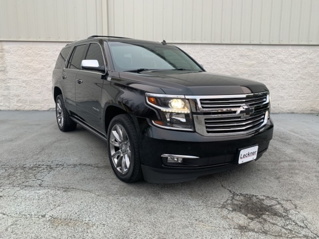 Used 2015 Chevrolet Tahoe LTZ SUV for sale near Winchester