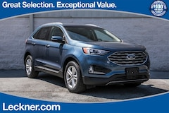 New 2019 Ford Edge SEL SUV in King George, VA
