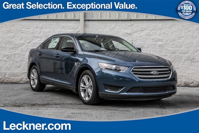 New 2018 Ford Taurus SE Sedan in King George, VA