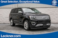 New 2019 Ford Expedition Platinum SUV in King George, VA