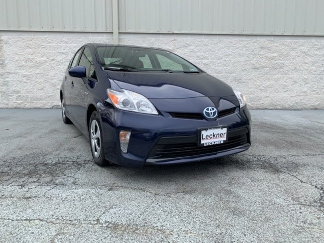 Used 2013 Toyota Prius Two Hatchback for sale near Winchester