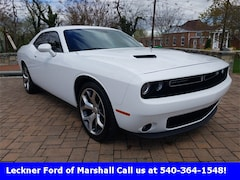 Used 2016 Dodge Challenger SXT Coupe MP1652B in Marshall, VA