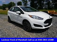 New 2019 Ford Fiesta SE Sedan FM144657 in Marshall, VA