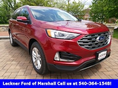 New 2019 Ford Edge SEL SUV FMC05569 in Marshall, VA