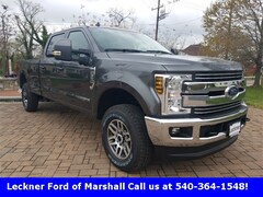 New 2019 Ford F-350SD Lariat Truck FME51546 in Marshall, VA